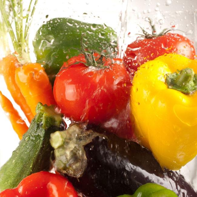 quels légumes avec rosbeef