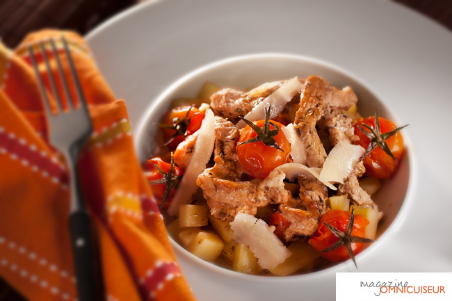 emince-dinde-tomates-recette-cuisson-basse-temperature