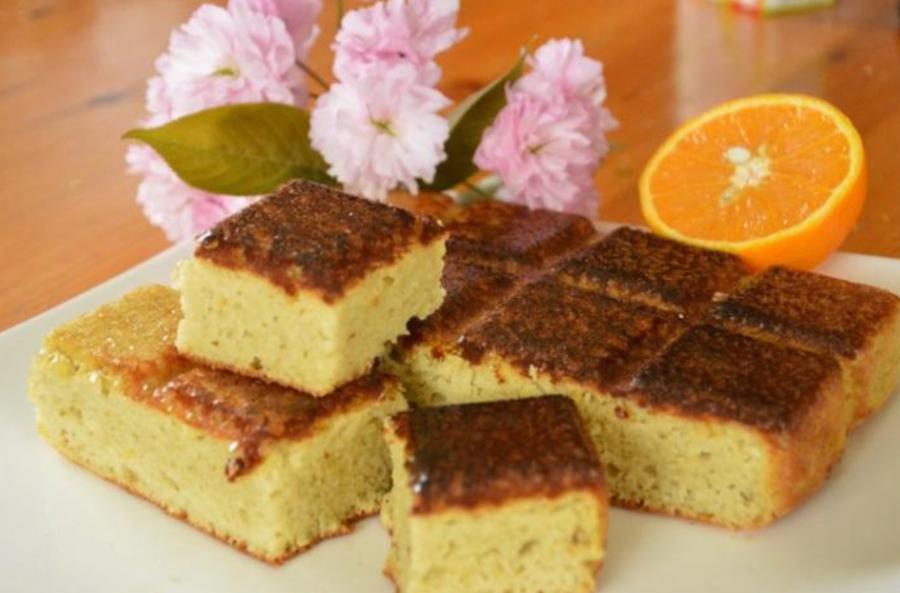 Le gâteau amande ricotta sans beurre et sans farine cuit à basse température