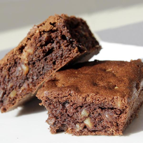 recette facile brownies sans gluten omnicuiseur. Black Bedroom Furniture Sets. Home Design Ideas