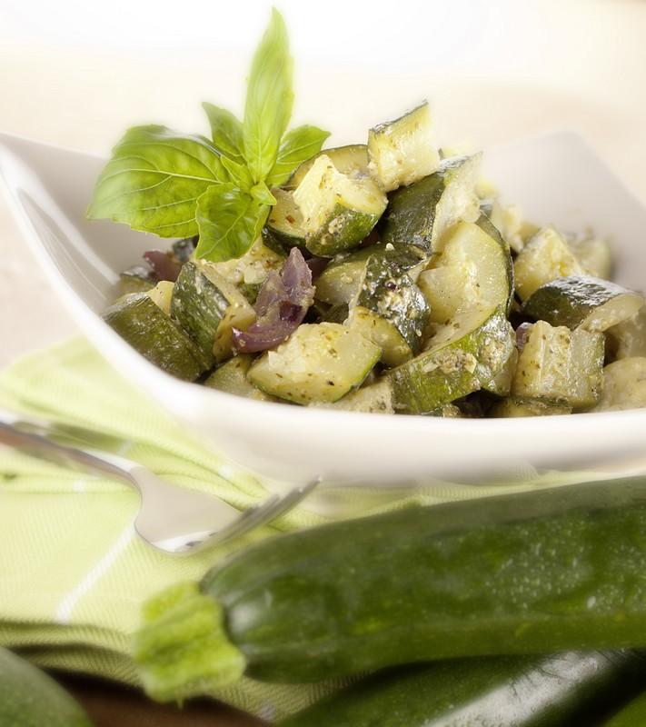 courgettes-pesto-cuisson-vapeur