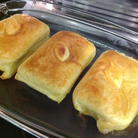 Les cassolettes après cuisson à l'Omnicuiseur Vitalité. Bon appétit !