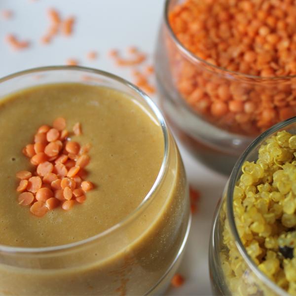Recette Sauce Lentilles Corail Magazine Omnicuiseur - Cuisiner les lentilles corail