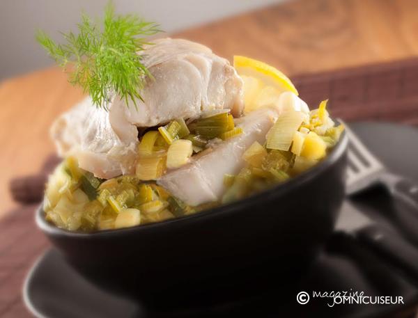 recette-lieu-jaune-poireaux-omnicuiseur