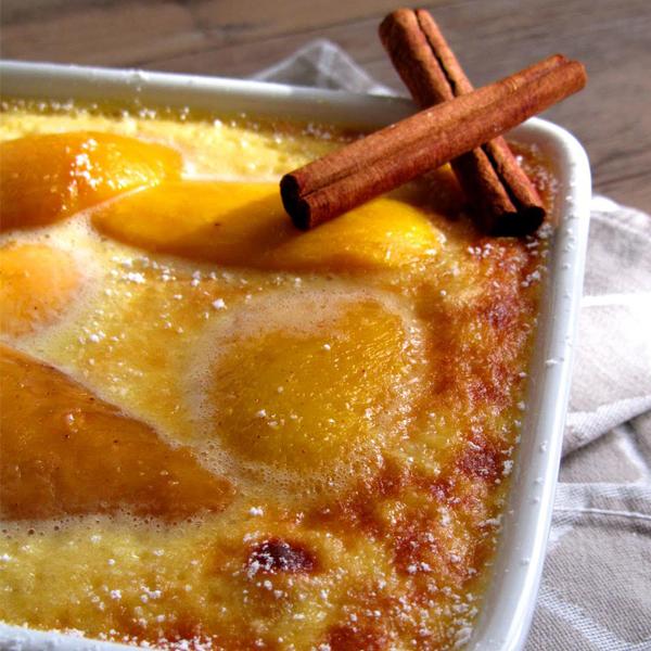 gratin-mangue-cannelle-recette