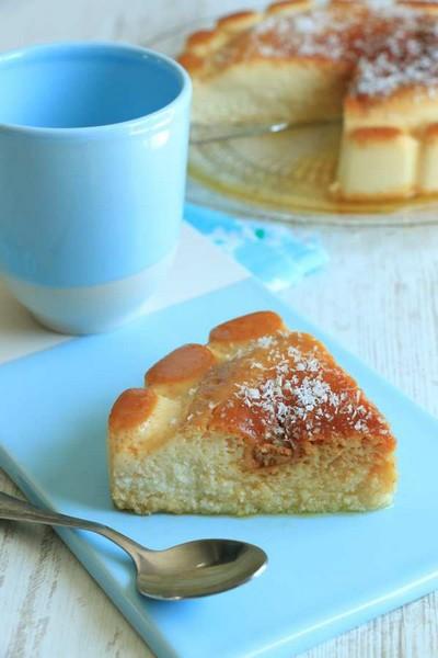 flan coco cuisson vapeur sans gluten ni lactose