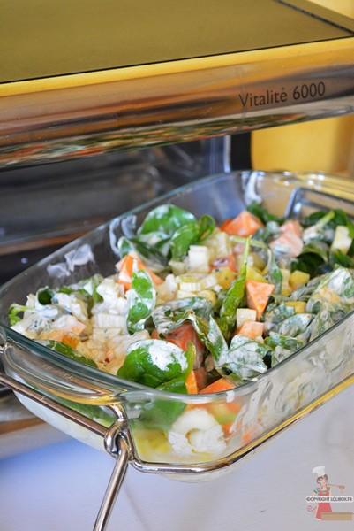 mijoté végétarien cuisson vapeur
