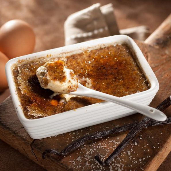 creme brulee cuisson douce