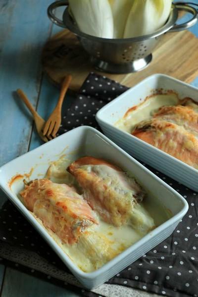 endives saumon express vapeur