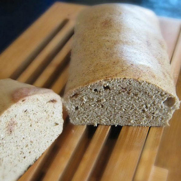 pain de mie express sans gluten cuisson douce