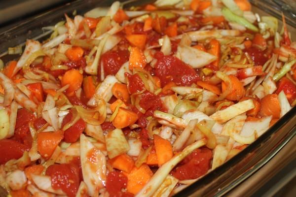 rougail sauccisse cuisosn vapeur douce