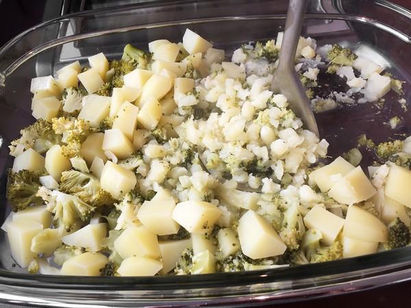 L'écrasé de pommes de terre