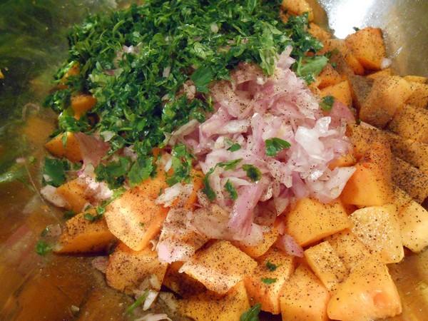 Ingrédients pour la recette de pâté savoyard cuisson douce