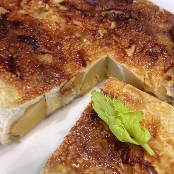 Tortilla de pommes de terre à l'Omnicuiseur