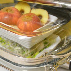 Étape 5 : coupez et préparez les pommes