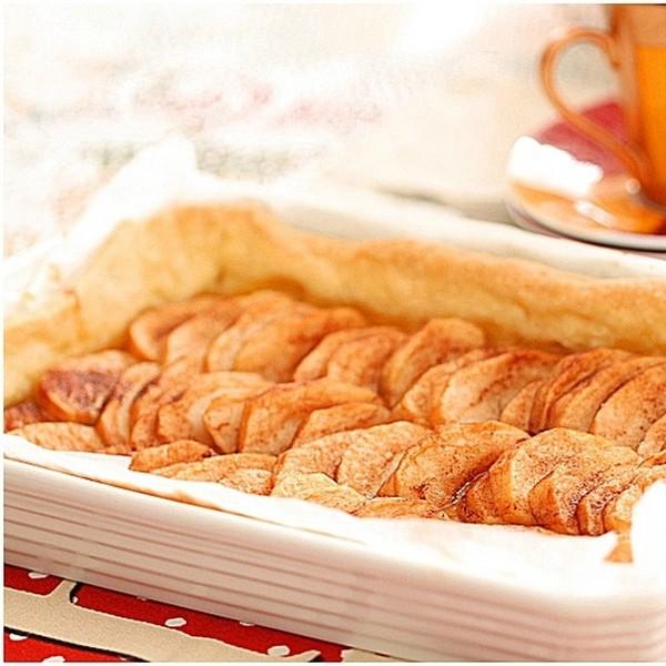 La tarte aux pommes à L'Omnicuiseur Vitalité