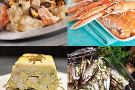 7 recettes de fruits de mer et crustacés à L'Omnicuiseur Vitalité