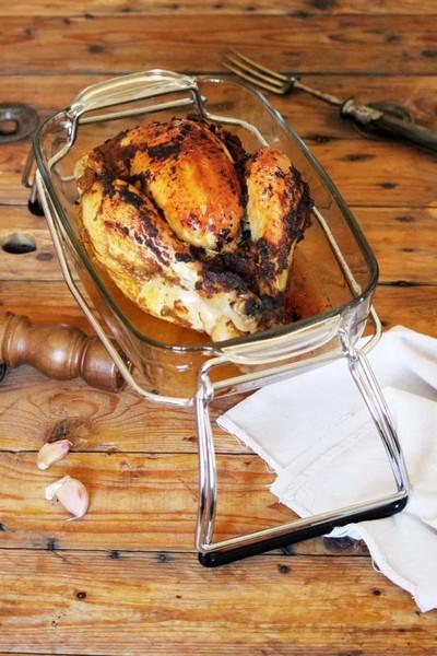 Le poulet tandoori à L'Omnicuiseur