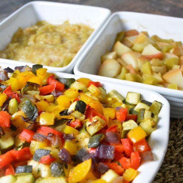 Une recette de plat complet à la cuisson basse température