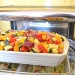 Étape 1 : lavez, coupez et épépinez les légumes