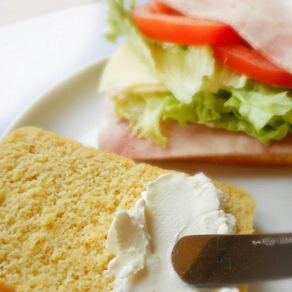 Pain pour sandwich à L'Omnicuiseur Vitalité