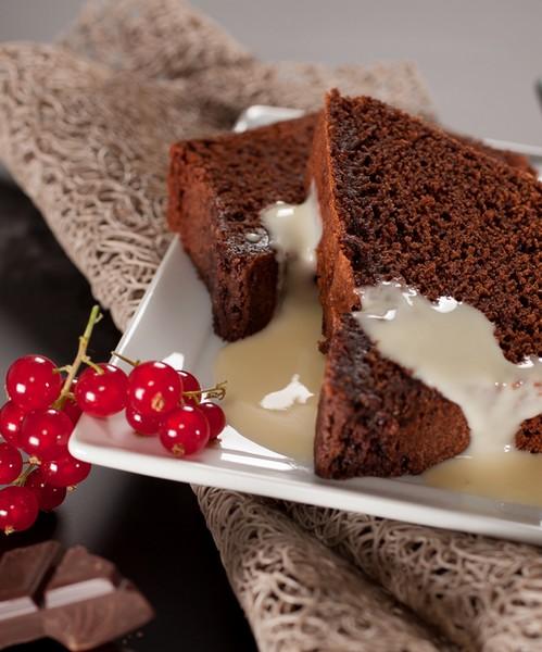 Découvrez le gâteau au chocolat fondant
