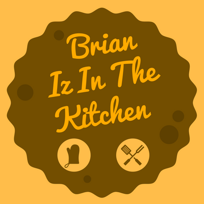 Brian iz in the kitchen