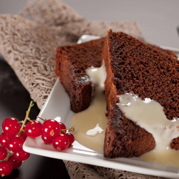 La recette du gâteau au chocolat sans gluten à l'Omnicuiseur