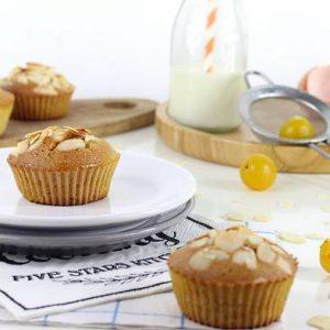 Résultat : des muffins savoureux et moelleux à souhait !