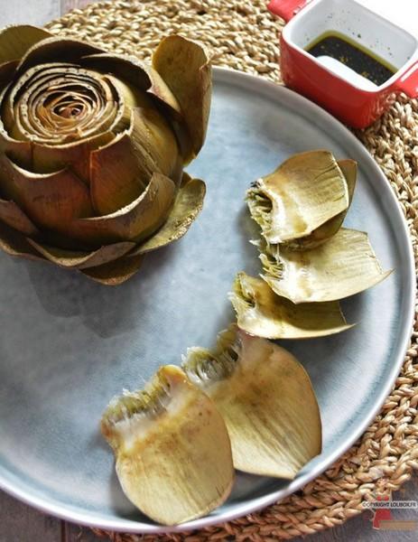 La recette des artichauts cuisson vapeur douce