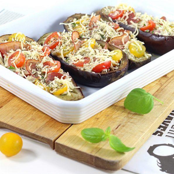 Dégustez notre recette d'aubergine