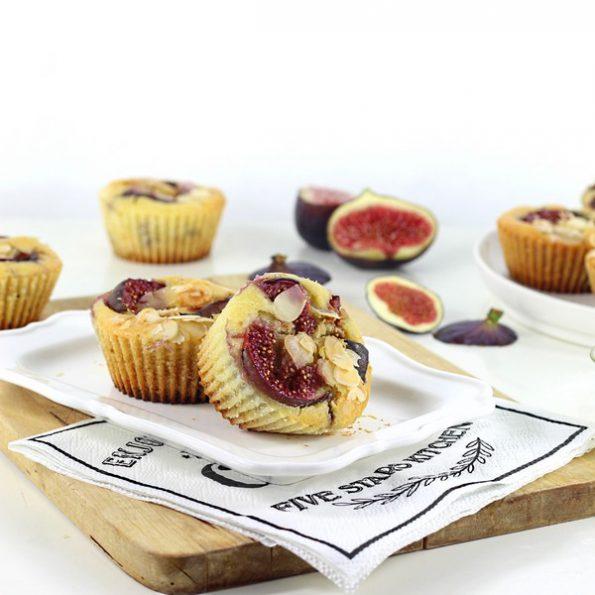 Des muffins aux figues et miel