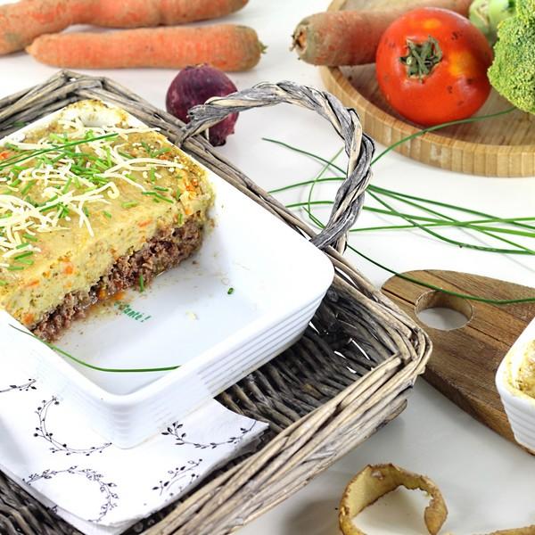 La recette du hachis de légumes