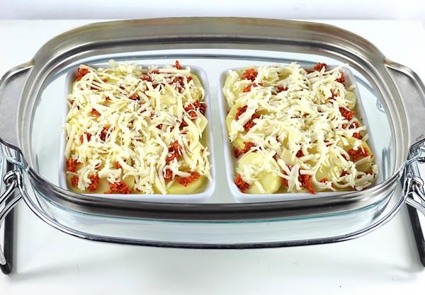 recette gratin de pommes de terre chorizo et fromage de. Black Bedroom Furniture Sets. Home Design Ideas