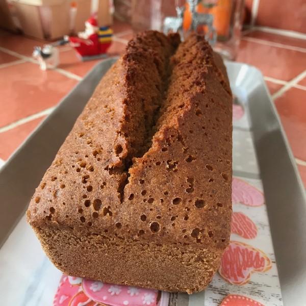 Un pain aux clémentines pour Noël et sans gluten !