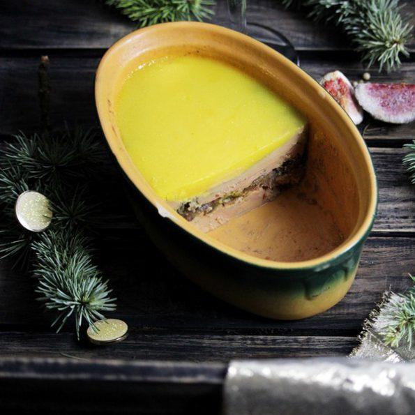 Un foie gras à l'omnicuiseur pour Noël