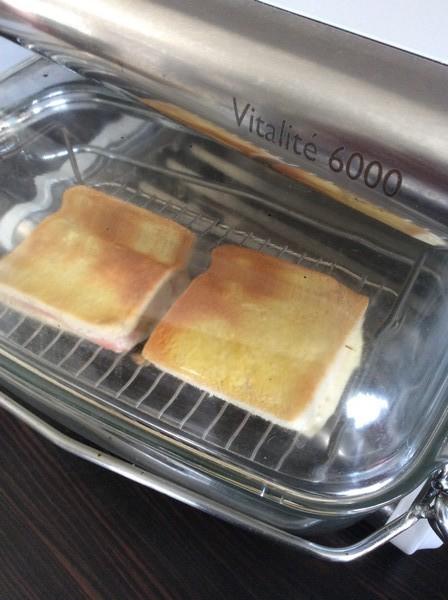 Recette croque monsieur magazine omnicuiseur - Sachet cuisson croque monsieur grille pain ...