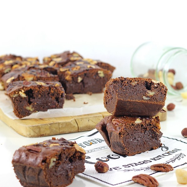 Les brownies à l'omnicuiseur