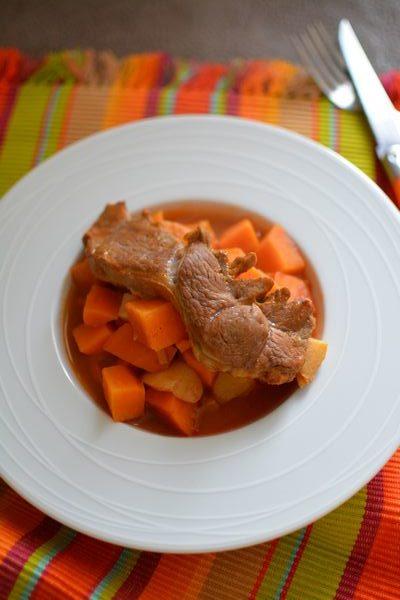 Une recette d'agneau à la vapeur douce