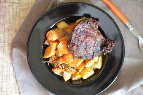 Du bœuf, des légumes et une recette simple