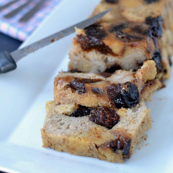 Le pudding à L'Omnicuiseur