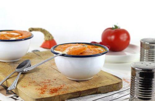 Une idée de soupe d'automne