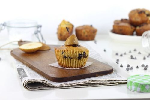 Des muffins à la vapeur douce