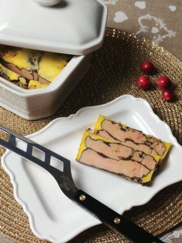 Une recette de foie gras à la vapeur douce