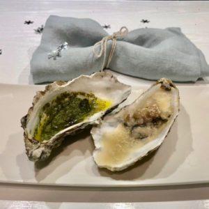 Les huîtres gratinées de Mes recettes Omnicuiseur