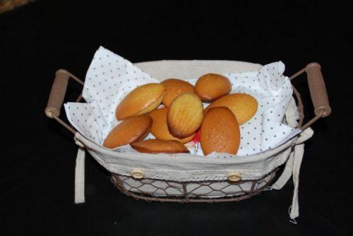 Recette de madeleine à l'omnicuiseur