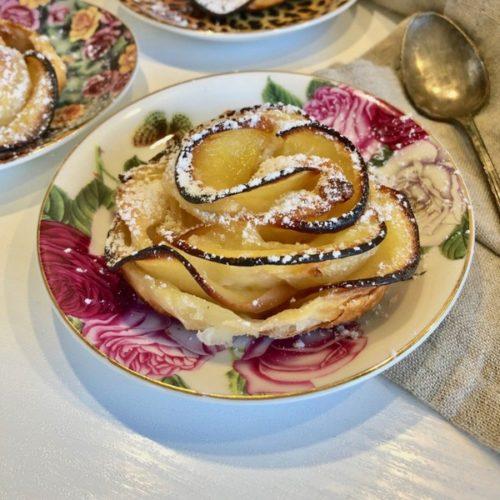 Les tartelettes à la pomme à l'omnicuiseur