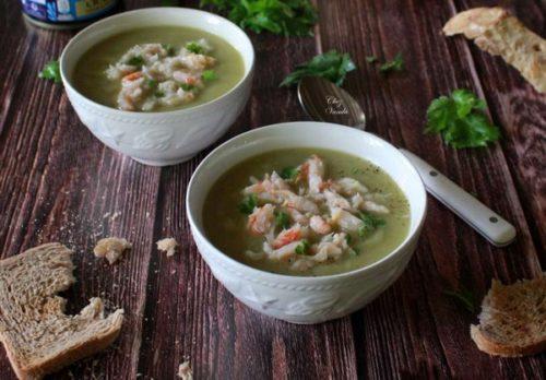 Une soupe à l'omnicuiseur