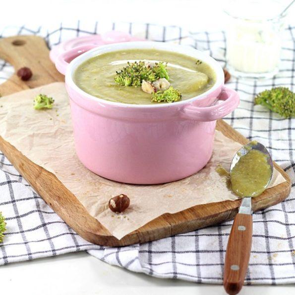 Une recette de soupe à l'omnicuiseur