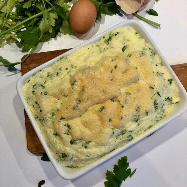 Une omelette soufflée facile à faire